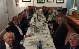Celerbration Dinner 10 March 2016