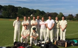Cricket Team 2015