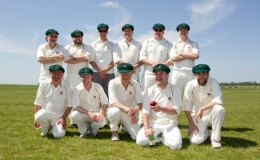 Cricket Team 2012