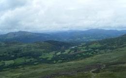 Glyndwr's Trail, Llanidloes and Dolgellau