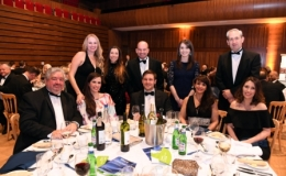 Swansea and District Law Society Dinner held at Great Hall, Bay Campus, Swansea 24th November 2017